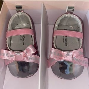 Juicy couture Baby shoes